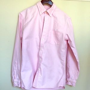 Brook's brothers men's small pink button down